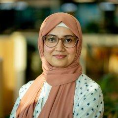 Rashina Hoda
